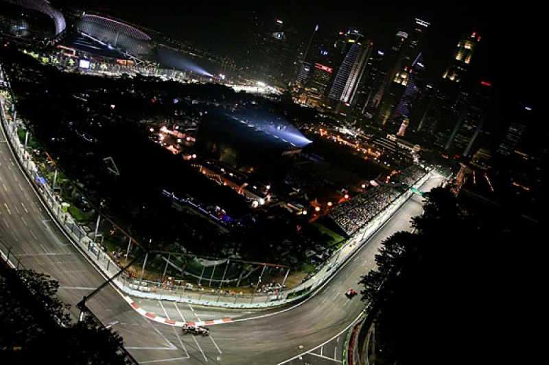 Why F1's competitive order has been mixed up at the Singapore GP