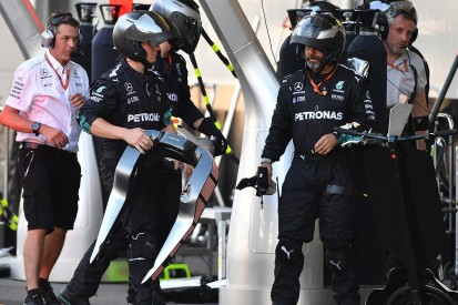 Mercedes to adapt headrest to avoid repeat of Hamilton problem