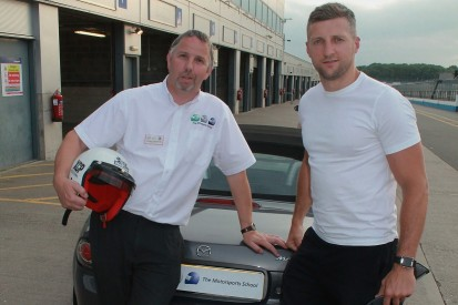 Former boxing champion Carl Froch to make race debut at Silverstone