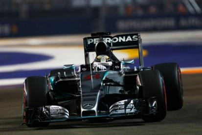 Singapore GP: Sebastian Vettel had thought Mercedes was sandbagging