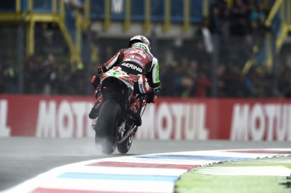 Crutchlow says Aprilia needs to give MotoGP rookie Lowes more time