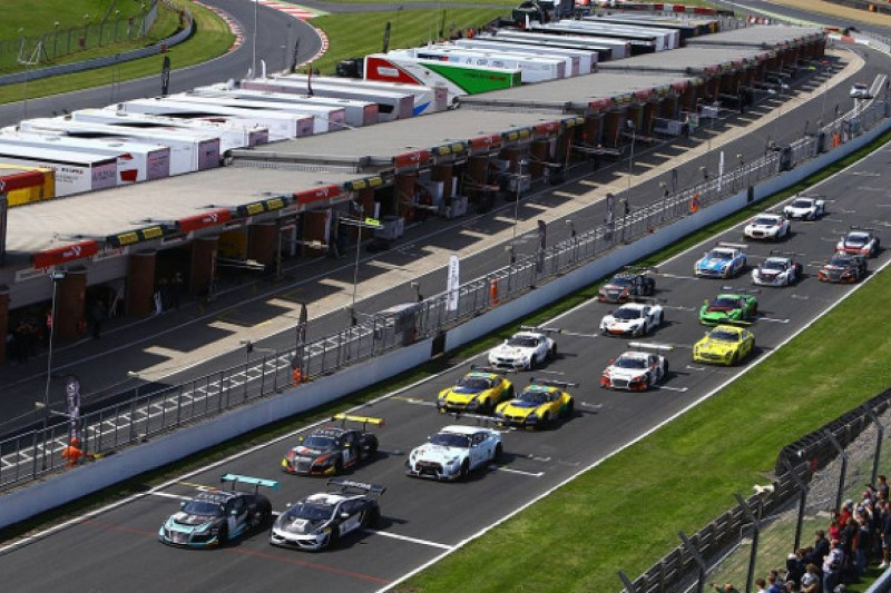 Blancpain Sprint Series cut from seven to five rounds for 2016
