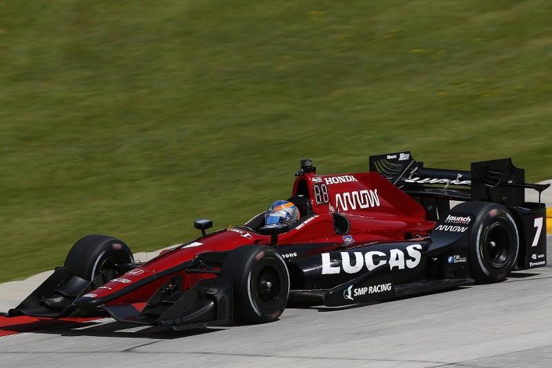 Robert Wickens rules out IndyCar future despite Road America cameo