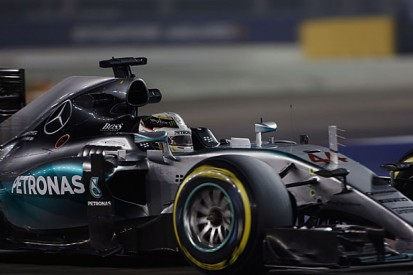 Singapore GP: Mercedes has 'no explanation' for lack of pace