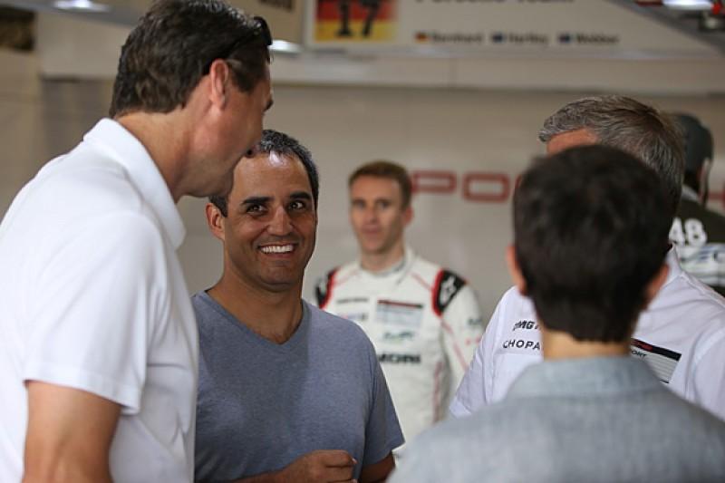 Porsche could offer Juan Pablo Montoya test in LMP1 919 Hybrid