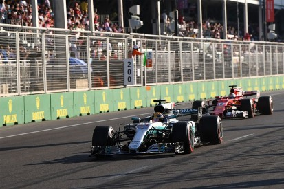 How Baku events changed Vettel and Hamilton's F1 2017 title battle