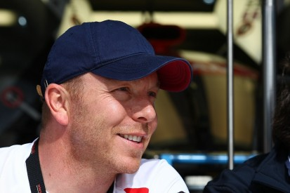 Sir Chris Hoy unveiled as celebrity driver for LMP3 Cup finale