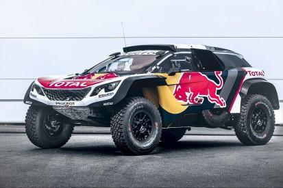 Peugeot reveals new 3008DKR Maxi for 2018 Dakar Rally