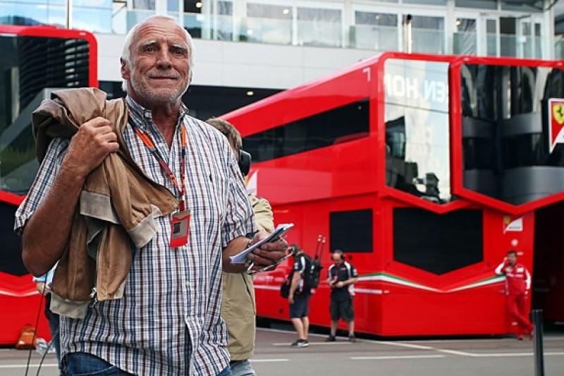 Red Bull owner Dietrich Mateschitz 'positive' on Ferrari F1 talks