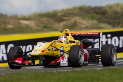 Zandvoort Masters of F3: Antonio Giovinazzi wins qualification race