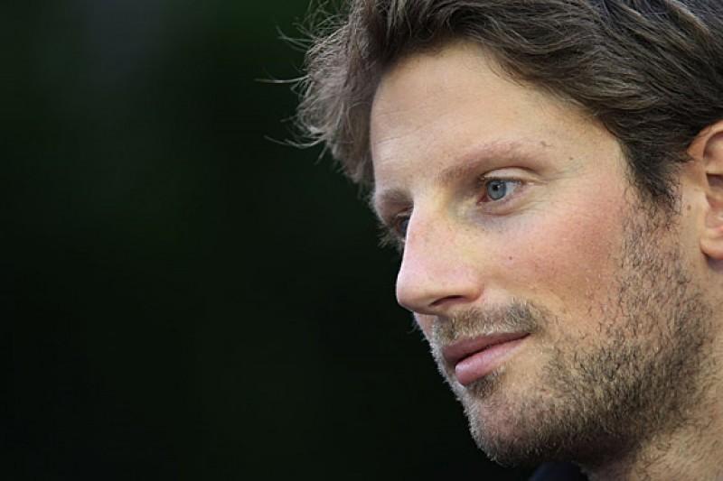 Romain Grosjean weighing up Haas/Ferrari links for F1 future