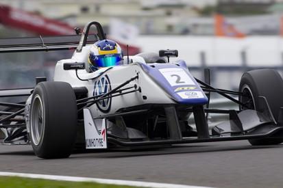 Zandvoort Masters of F3: Sergio Sette Camara fastest in practice
