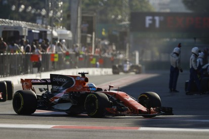 Honda 'very relieved' by McLaren's first points of 2017 F1 season