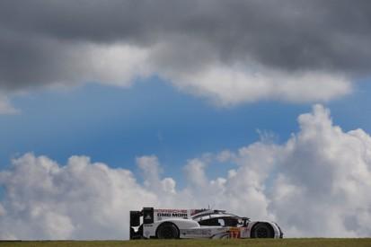 Austin WEC: Brendon Hartley leads Porsche 1-2 in third practice