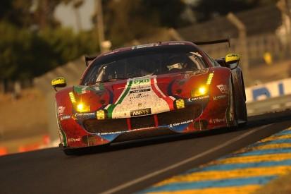 Ferrari picks Vilander to replace Bird at Nurburgring WEC round