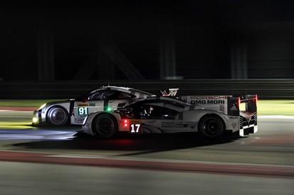 Austin WEC: Timo Bernhard keeps Porsche ahead of Audi in practice