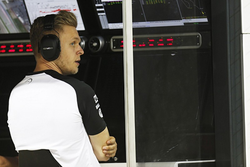 McLaren F1 reserve Kevin Magnussen says he's a better driver now