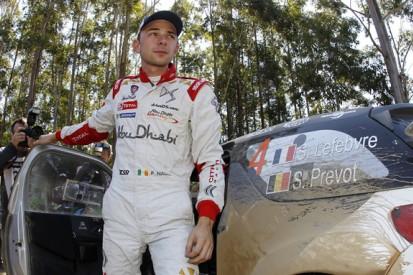 Citroen not considering Lefebvre for full 2016 WRC programme