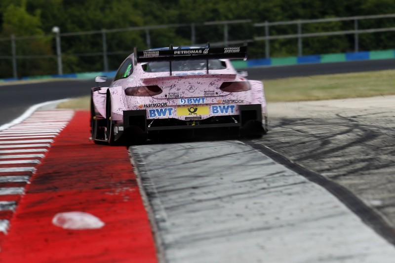Mortara finding Audi to Mercedes DTM move harder than expected