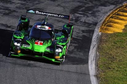 Honda Performance Development's LMP2 racer poised for track return