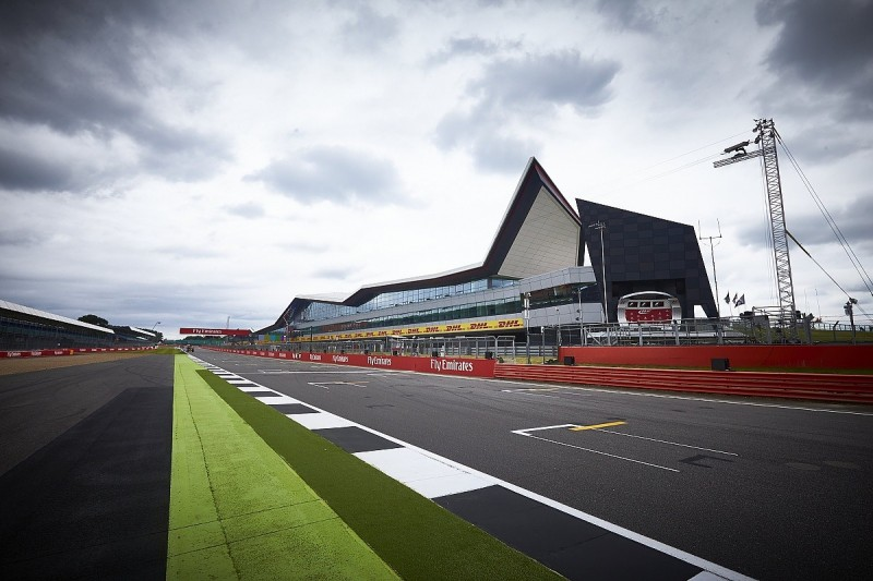 British Grand Prix announces new four-day timetable for 2017