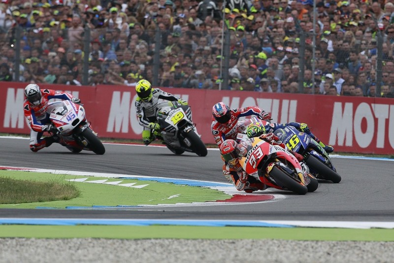 Marc Marquez: No Honda MotoGP upgrades expected for rest of 2017