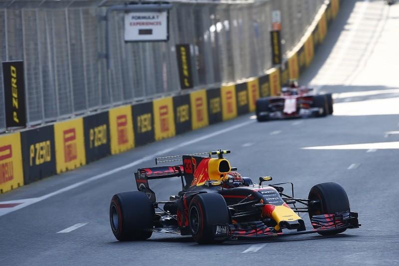 Gutted Max Verstappen makes Red Bull simulator engine joke