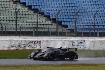 New ADESS LMP3 racer makes track debut at Hockenheim