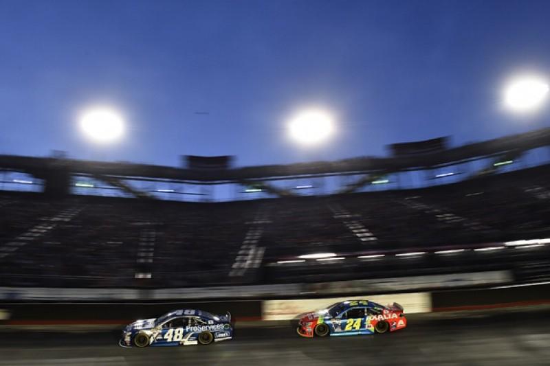 Hendrick 'behind' Gibbs entering NASCAR's Chase, drivers admit