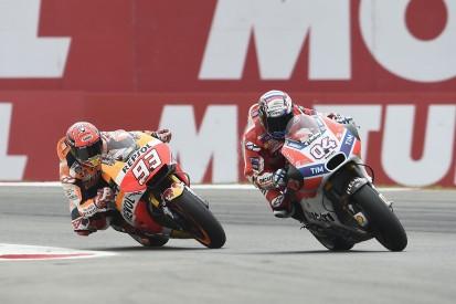 MotoGP leader Dovizioso: Assen risk 'too high' for hat-trick bid
