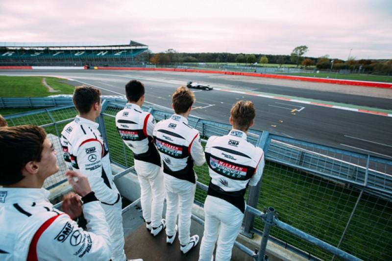 Nominate your 2015 McLaren AUTOSPORT BRDC Award finalists