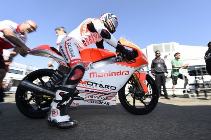 Mahindra to pull out of Moto3 and priortise Formula E