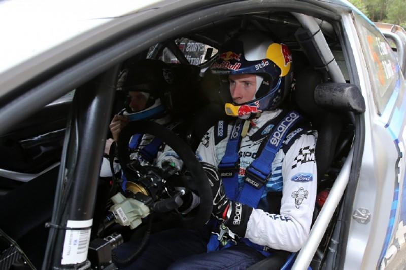 M-Sport WRC team says it won't drop Elfyn Evans this year