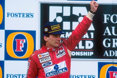 Lewis Hamilton didn't realise how close he is to Senna's F1 win tally
