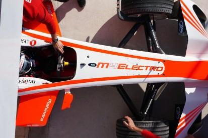 Mahindra to give season four Formula E car public debut at Goodwood