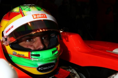 Merhi told about Rossi's new Manor F1 deal in Singapore