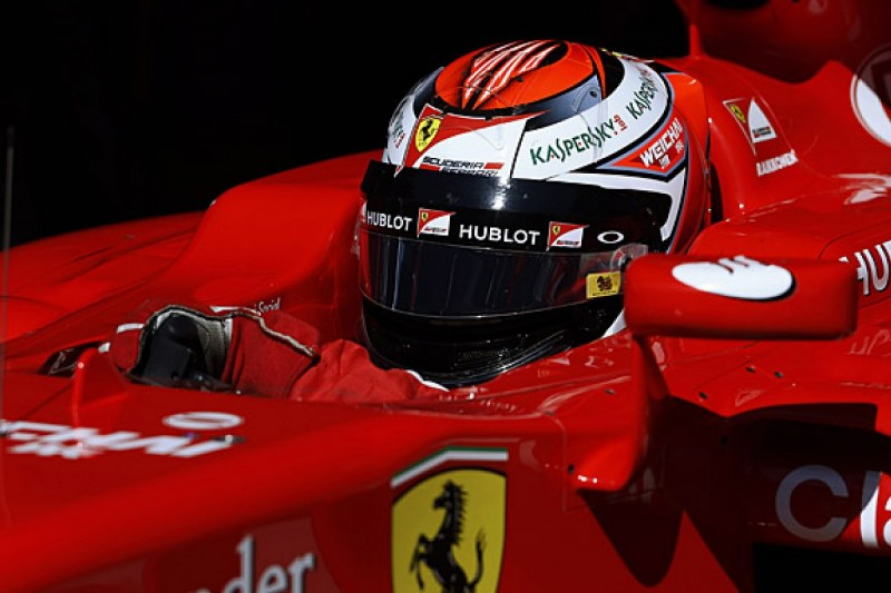 Kimi Raikkonen won't make any changes to F1 starts after Italian GP