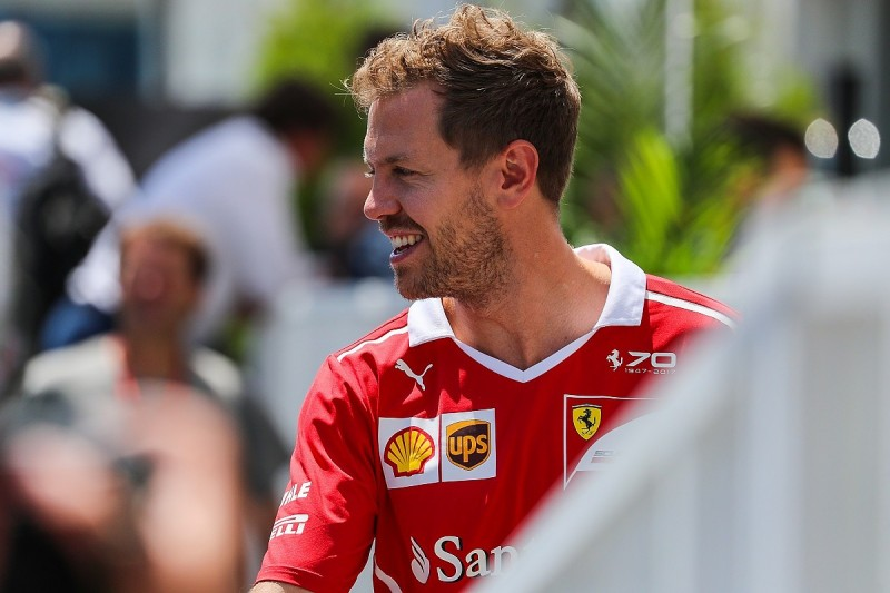 Sebastian Vettel wants talks with Lewis Hamilton after Baku clash