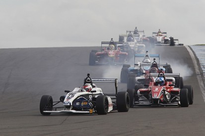 Fortec to join BRDC Formula 4 from Autumn Trophy