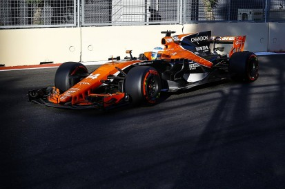 Eric Boullier 'not excited' by McLaren-Honda's first 2017 F1 points