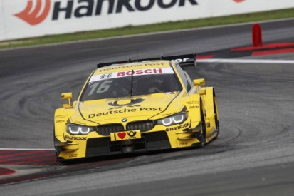 Timo Glock took time to 'switch off' his F1 driving style in DTM