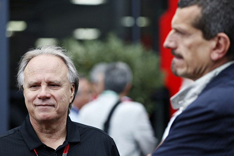 Haas Formula 1 team on schedule for first 2016 pre-season test
