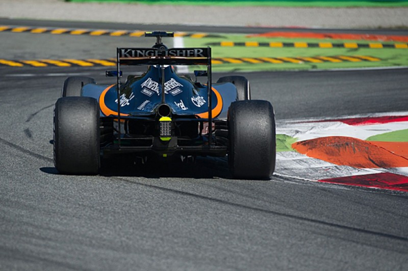 Force India Formula 1 team plans big upgrade for Mexican Grand Prix