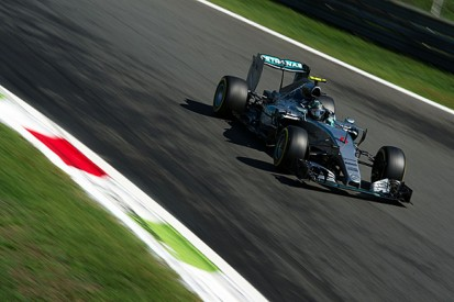 Nico Rosberg takes fourth engine of F1 2015 for Singapore GP