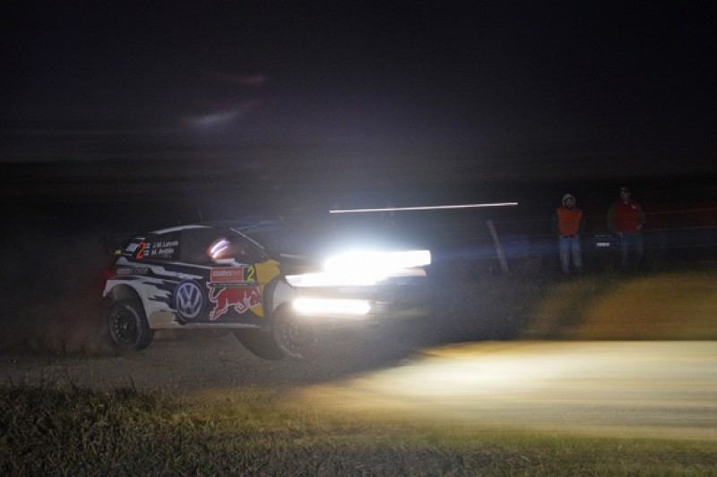 FIA hits back at criticism of night stage on WRC Rally Australia
