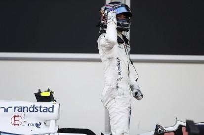 Stroll: Criticism 'just noise' after taking maiden podium in Baku