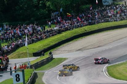 World Rallycross venue Lydden Hill plans major facilities upgrade