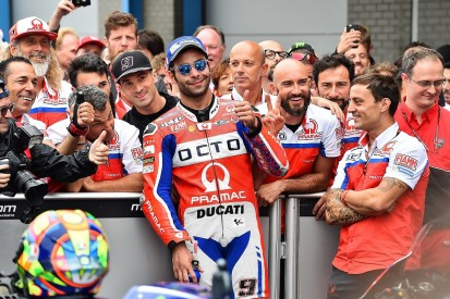 Petrucci believes traffic stopped him from beating Rossi at Assen
