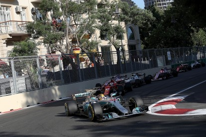 FIA data shows Hamilton didn't brake-test Vettel in Baku clash