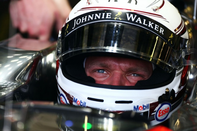 I'd love to race for Haas F1, says McLaren reserve Kevin Magnussen